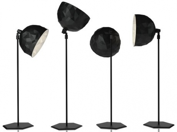 Rock Standing Lamp 3