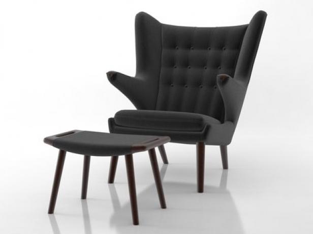 PP19 Teddy Bear Chair 7