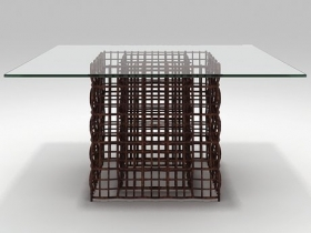 Yin & Yang Dining Table