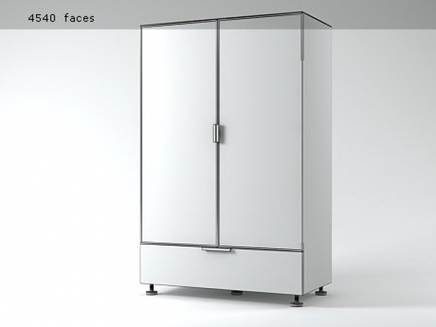 everywhere wardrobe 3d model ligne roset. Black Bedroom Furniture Sets. Home Design Ideas
