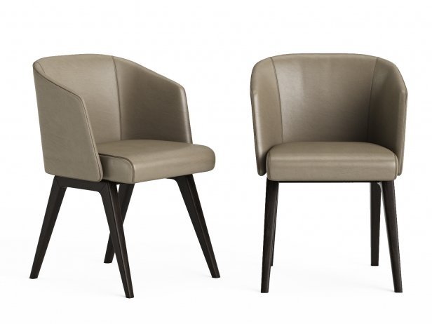 Creed Lounge Little Armchair 2