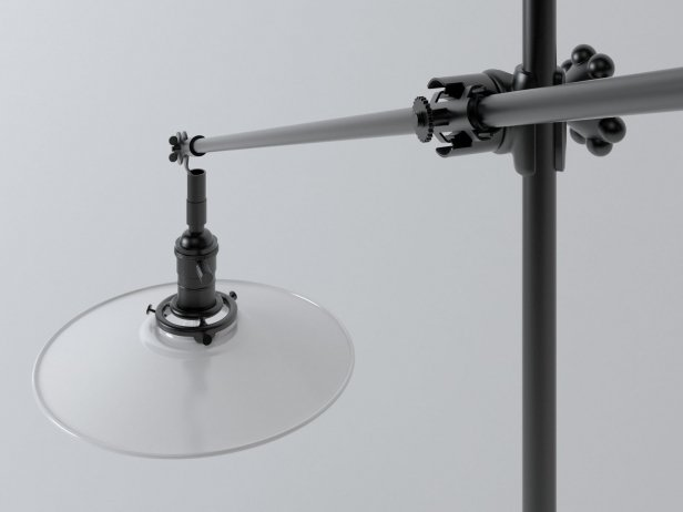 Articulated Industrial Light 4