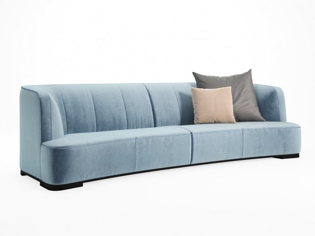 Francis 312 4-Seater Sofa 4
