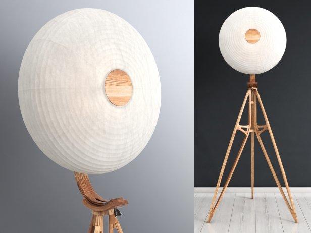 Kyoto Floor Lamp 1