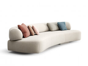 Gogan 3-Seater Sofa