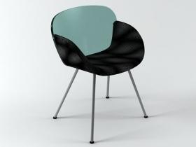 Trance 4-Legs Chair