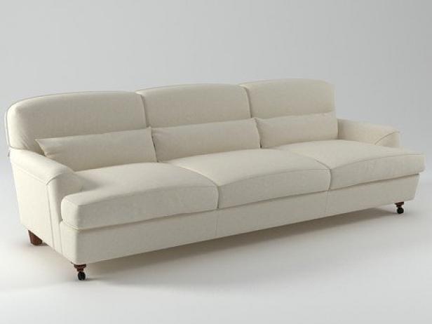 Raffles 3d model | De Padova