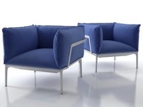 Yale armchair