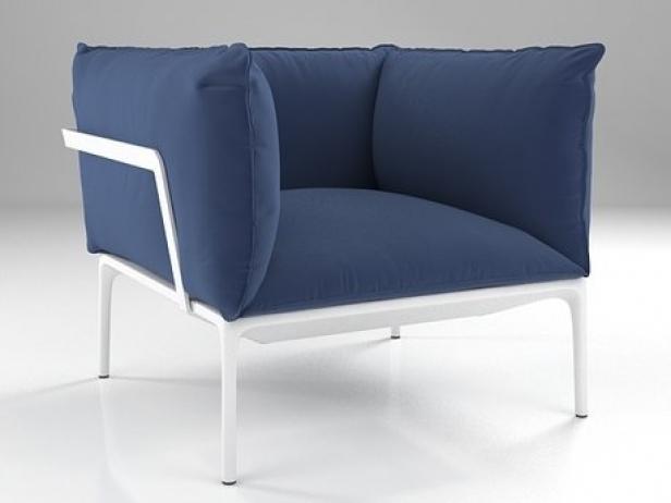 Yale armchair 8
