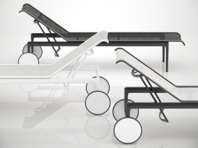 1966-42 Chaise longue