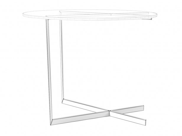 Sofa Table 4