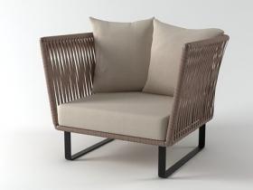 Bitta club armchair