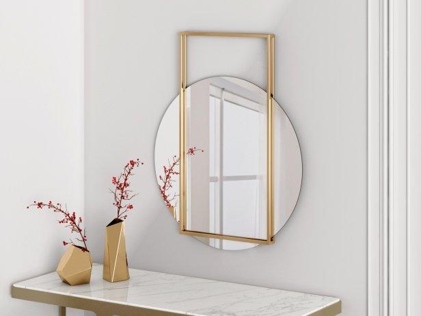 Pendulum Wall Mirror 2
