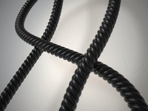 Endless Knot Wall Lamp 2