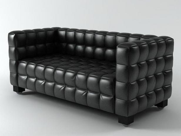 kubus sofa exceptional wittmann kubus sofa by josef hoffmann decaso thesofa. Black Bedroom Furniture Sets. Home Design Ideas