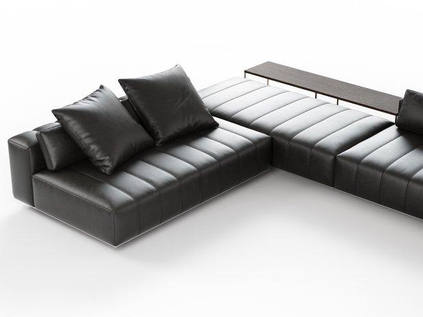 Freeman Corner Sofa System H 5