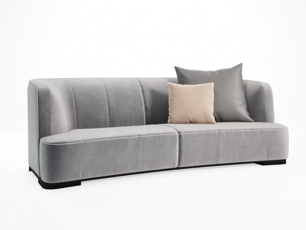 Francis 245 3-Seater Sofa 2