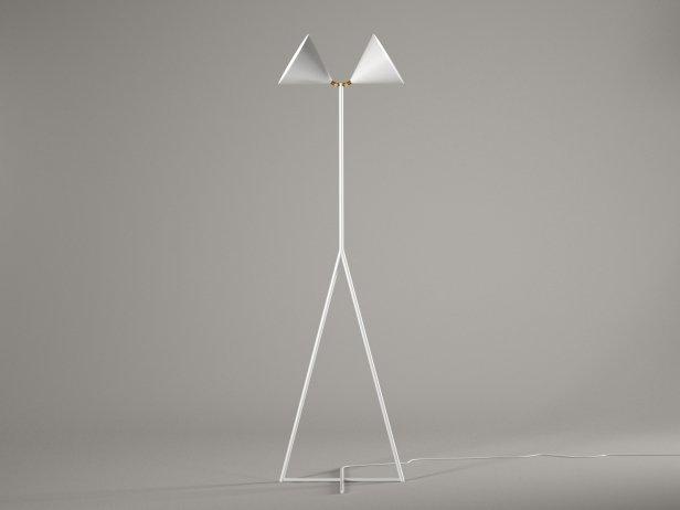 Deux Lamp 2