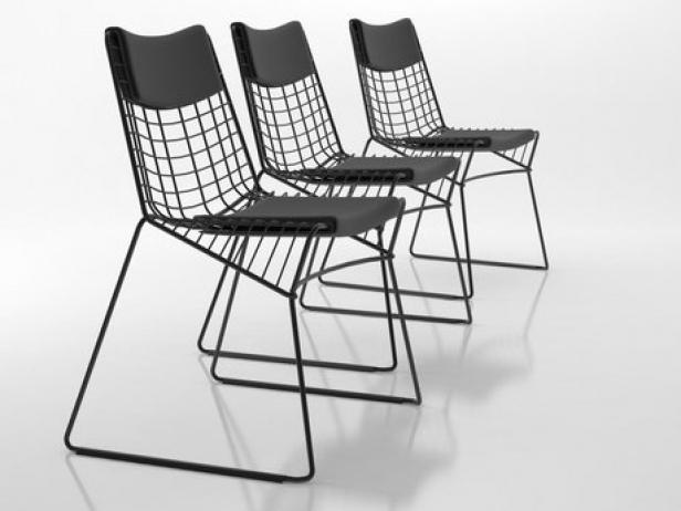 Beau String Chair 1