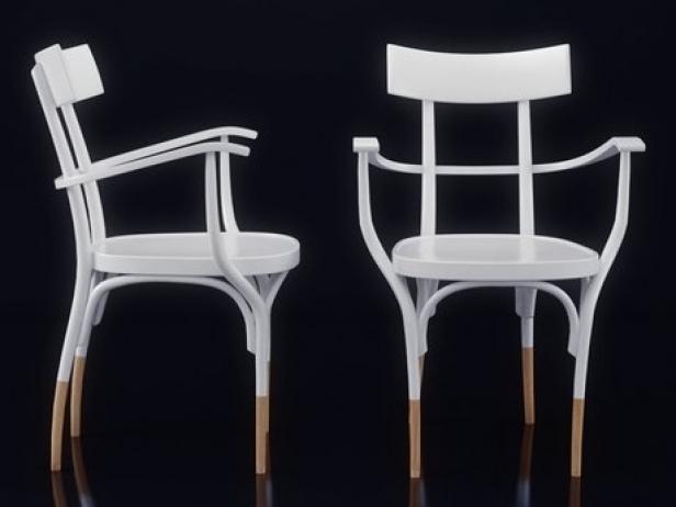 Czech armchair 1