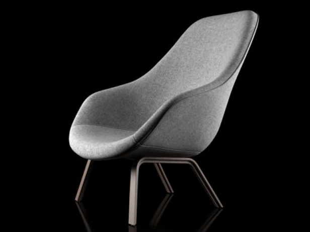 About a Lounge Chair AAL93 8