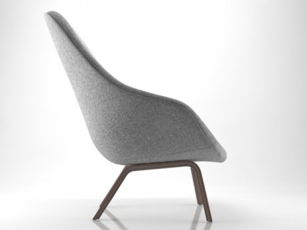 About a Lounge Chair AAL93 5
