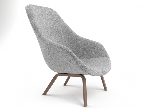 About a Lounge Chair AAL93 2