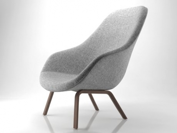 About a Lounge Chair AAL93 1