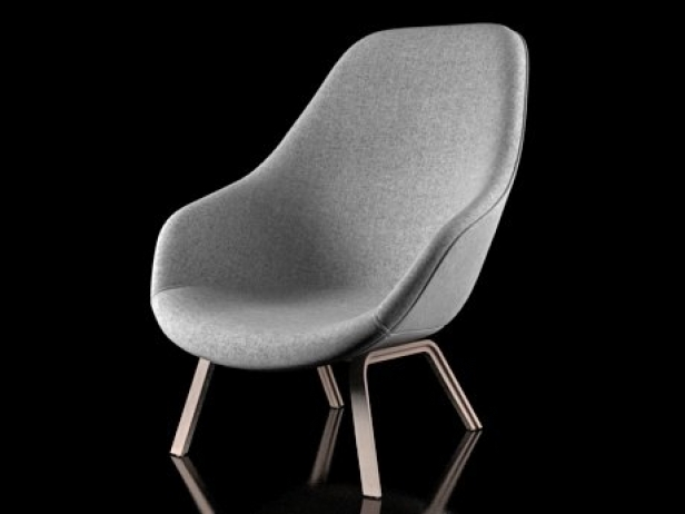 About a Lounge Chair AAL93 7