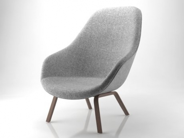 About a Lounge Chair AAL93 4