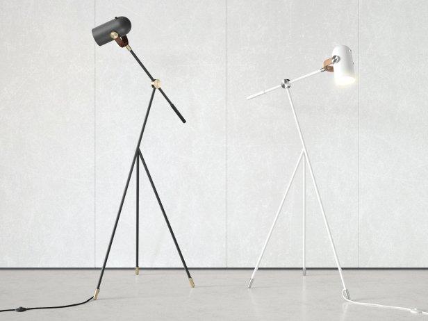 Carronade Lamp 3