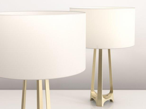 Iron Eye Table Lamp 2