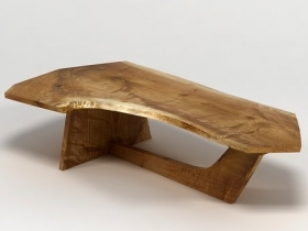 Sled Based coffee table