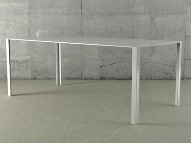 Less 3d model molteni c - Tavolo less molteni ...