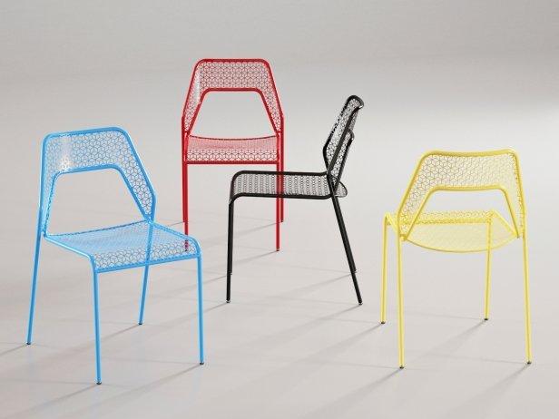 Hot Mesh Chair 6