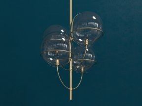 Pendant lights 3d models by Design Connected