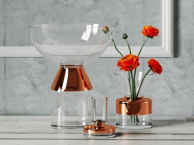 Tank Vases 3d Model Tom Dixon