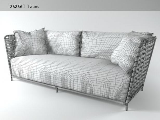 InOut 801FW sofa 12
