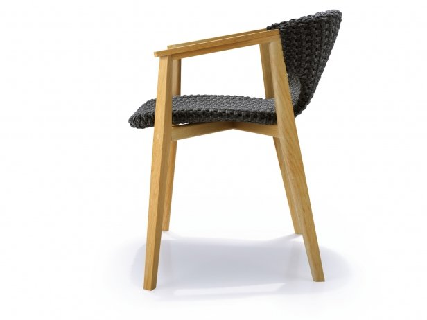 Knit Dining Armchair 3