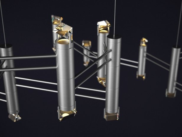 Aries VIII.I Pendant Lamp 3