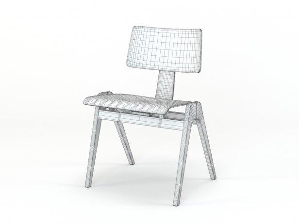 Hille Stak Chair 12