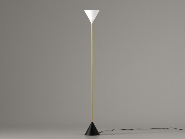 Twin Floor Lamp 1