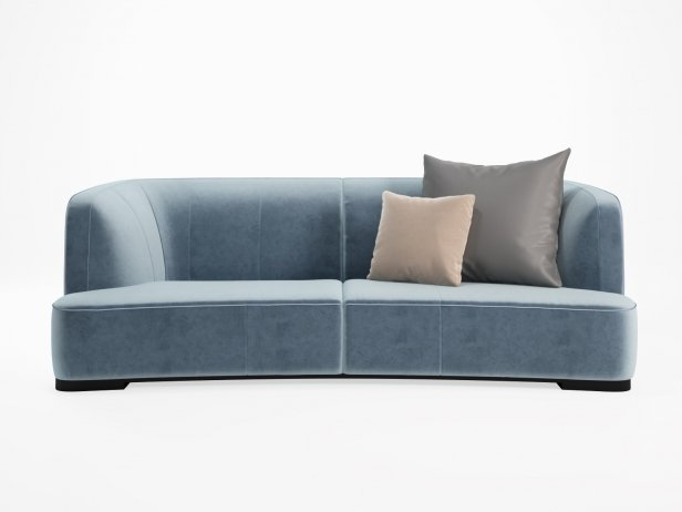 Francis 245 3-Seater Sofa 1