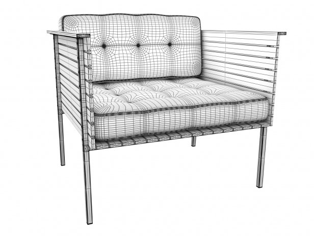 Haringe Lounge Chair 7