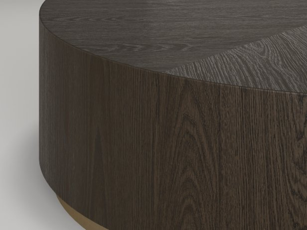 Machinto Round Coffee Table 4