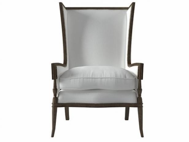 Highback Armchair 4