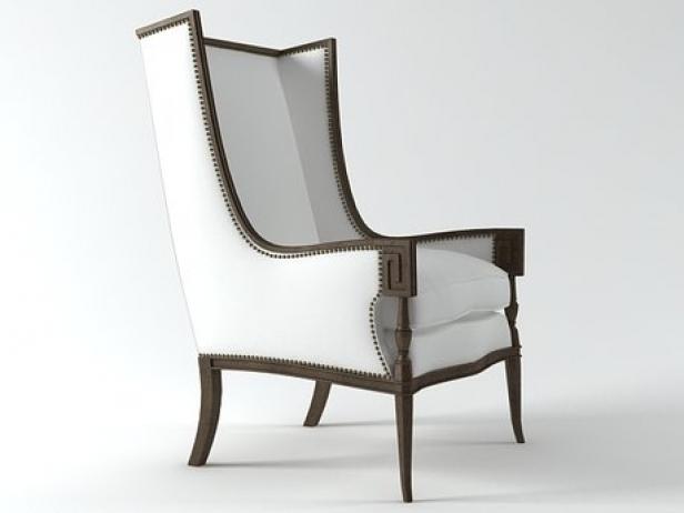 Highback Armchair 3