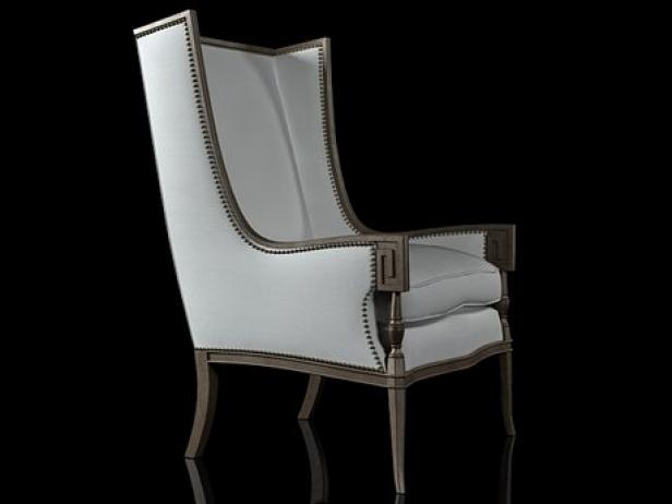 Highback Armchair 2
