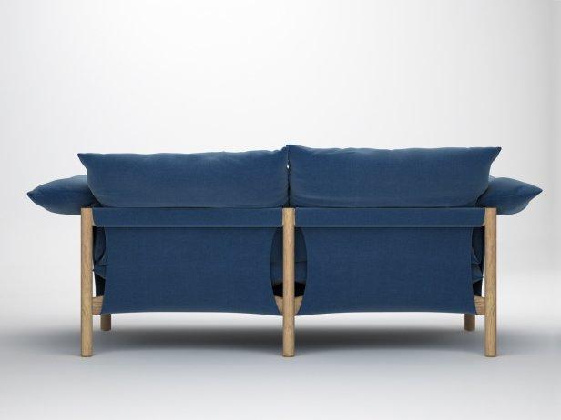 Wilfred Sofa 184 3
