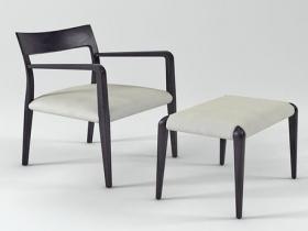 Flip armchair